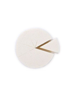 Éponge triangle prédécoupée