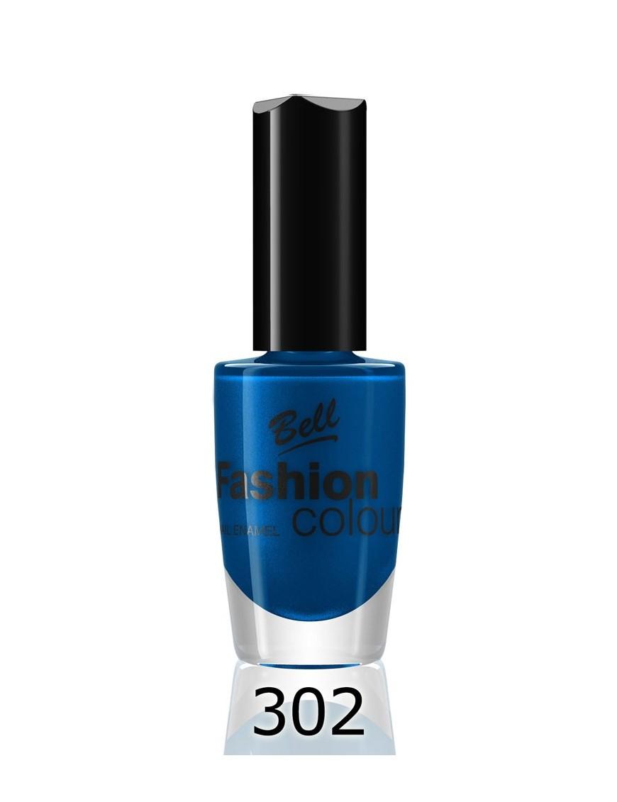 Vernis à ongles longue tenue bleu
