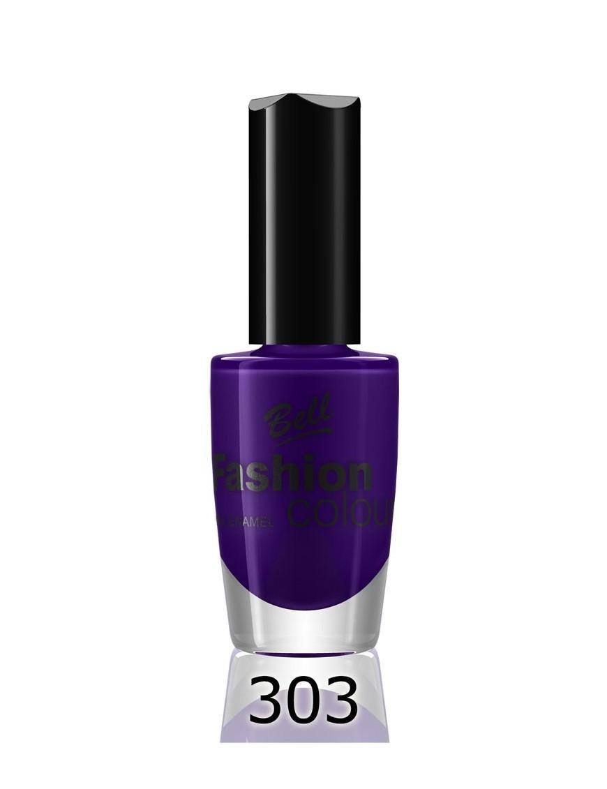 Vernis à ongles longue tenue violet