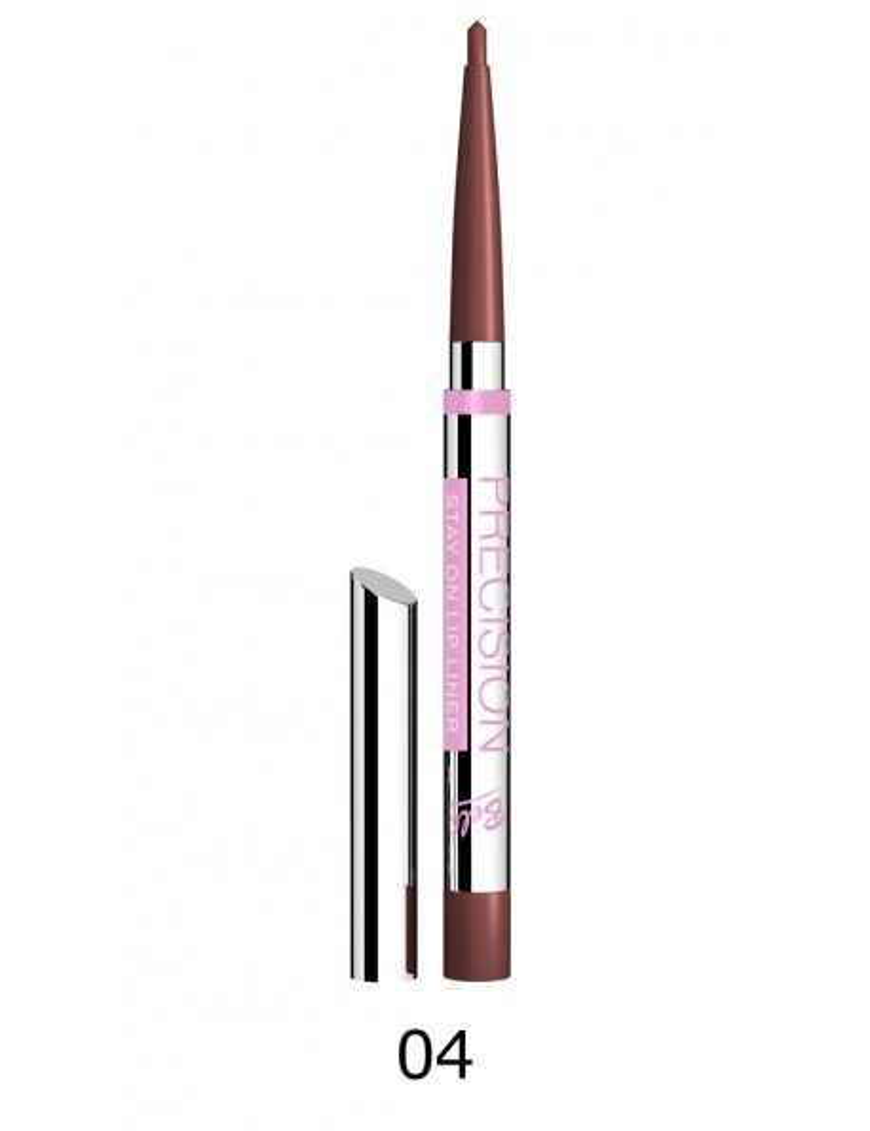 Lip-Liner Précision brun rouge