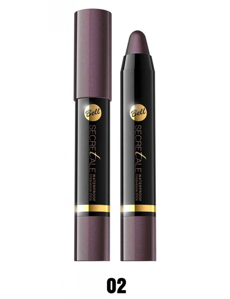 Fard jumbo waterproof irisé prune