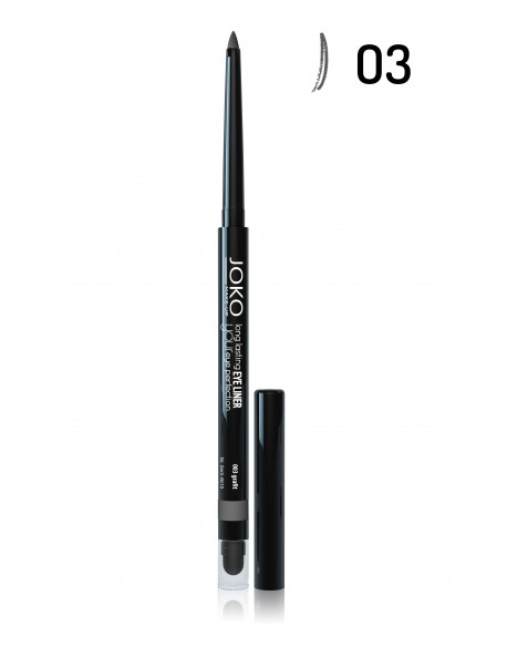 Crayon eye-liner automatique gris