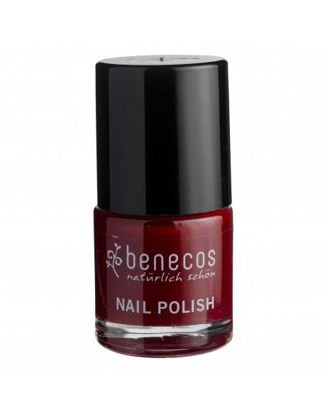 Vernis à ongles 5-free rouge cerise