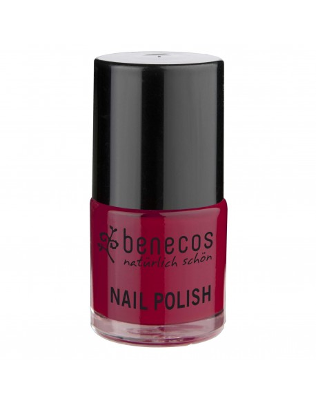 Vernis à ongles 5-free rouge tendance
