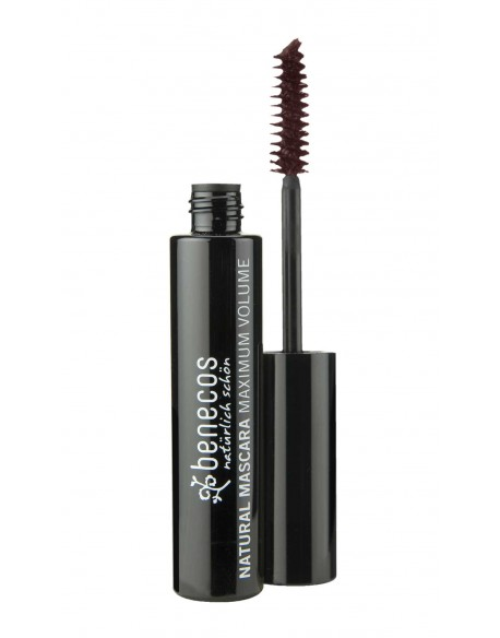 Mascara maximum volume naturel marron