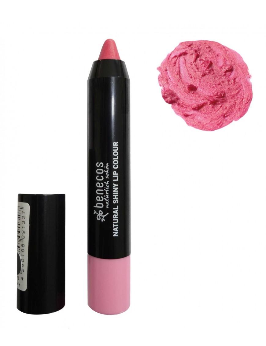 Peinture à lèvres naturelle rose