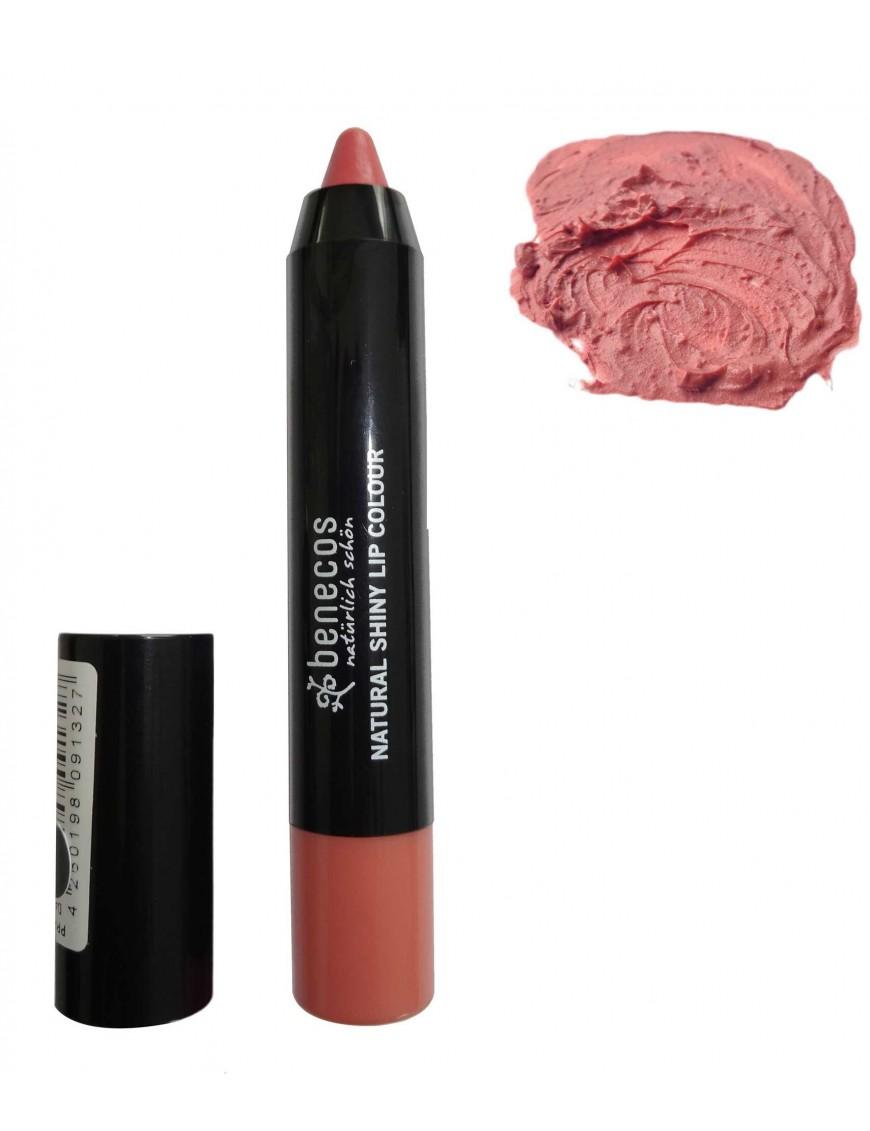 Peinture à lèvres naturelle saumon