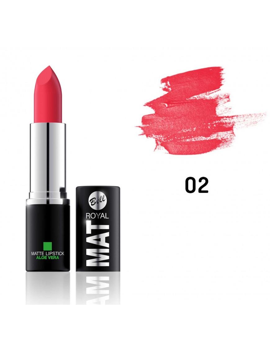 Rouge à lèvres Mat framboise