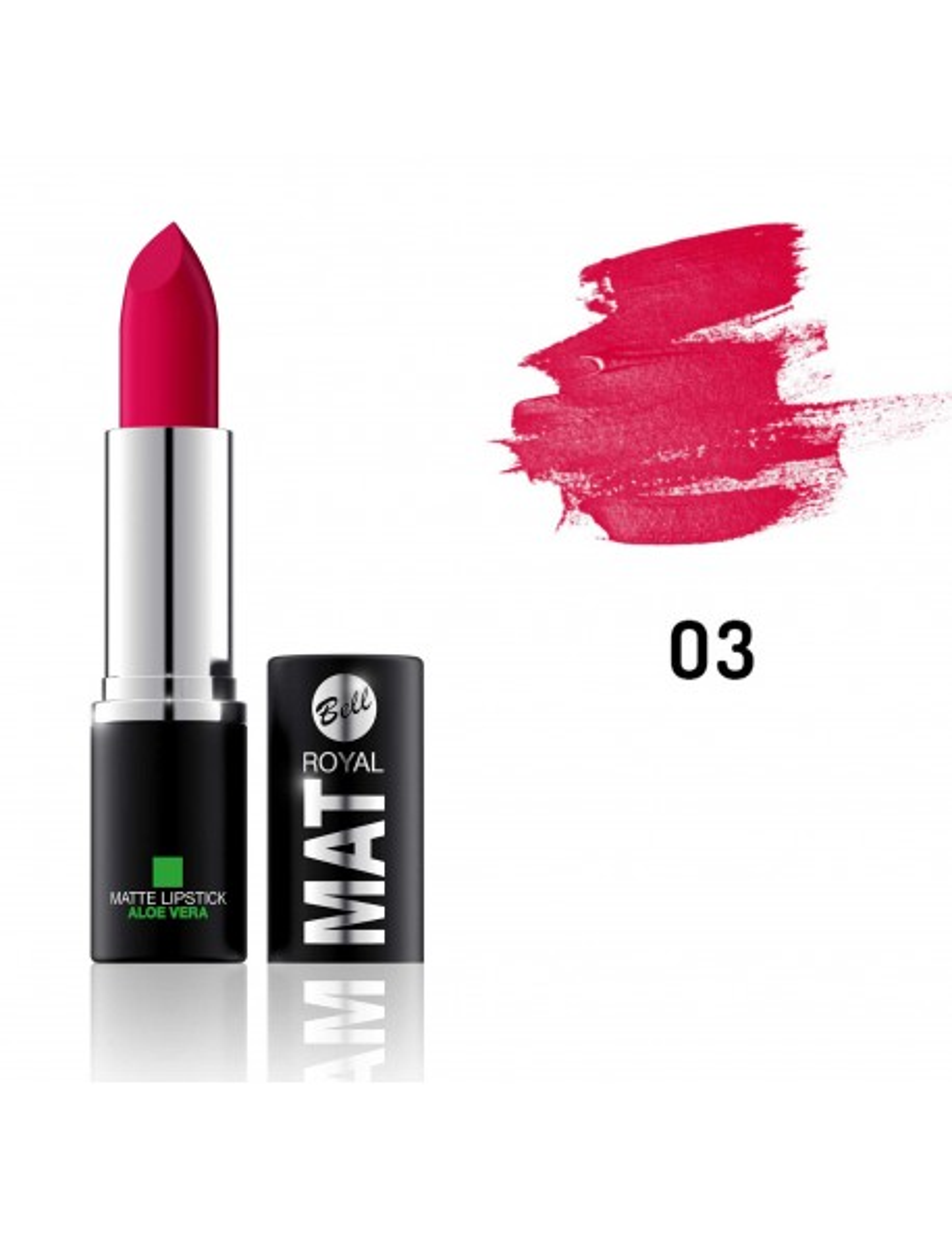 Rouge à lèvres Mat cramoisi