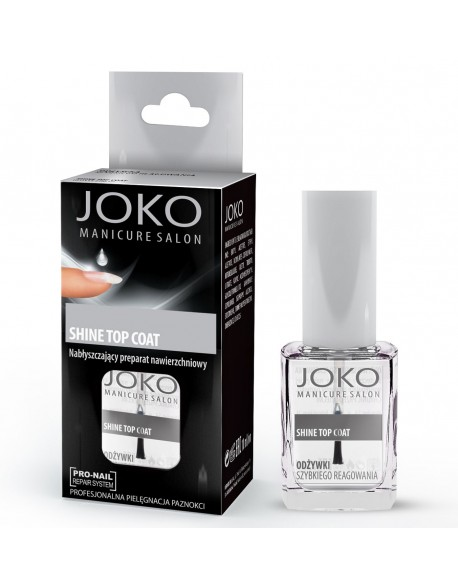 Top coat brillance