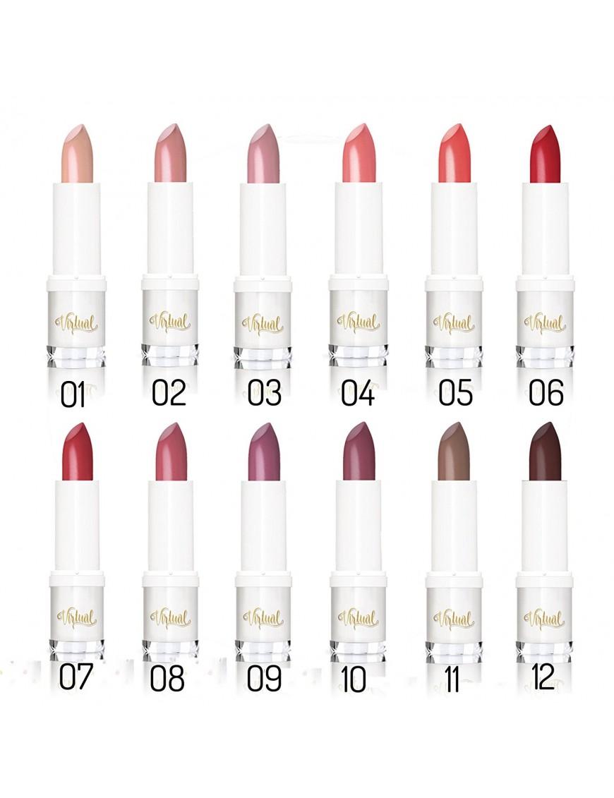 Rouge à lèvres Virtual longue tenue