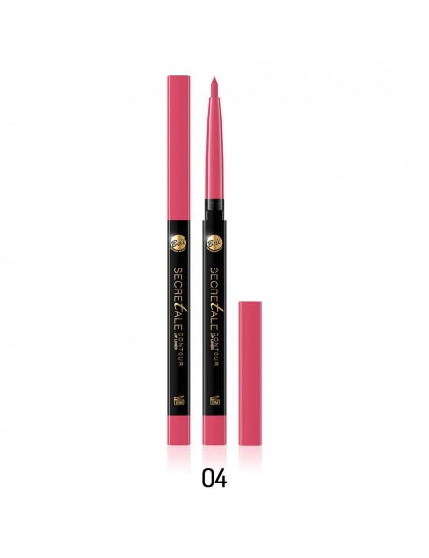 Crayon contour des lèvres fuchsia