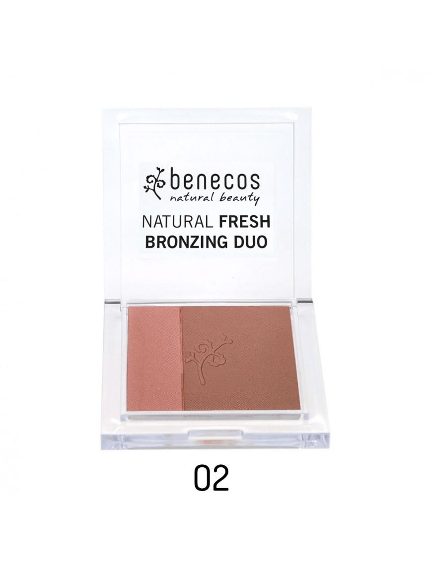 Bronzer blush bio