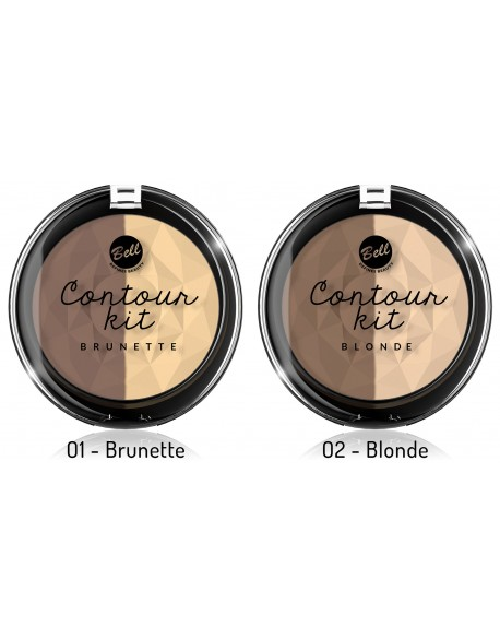 Kit contouring Bell