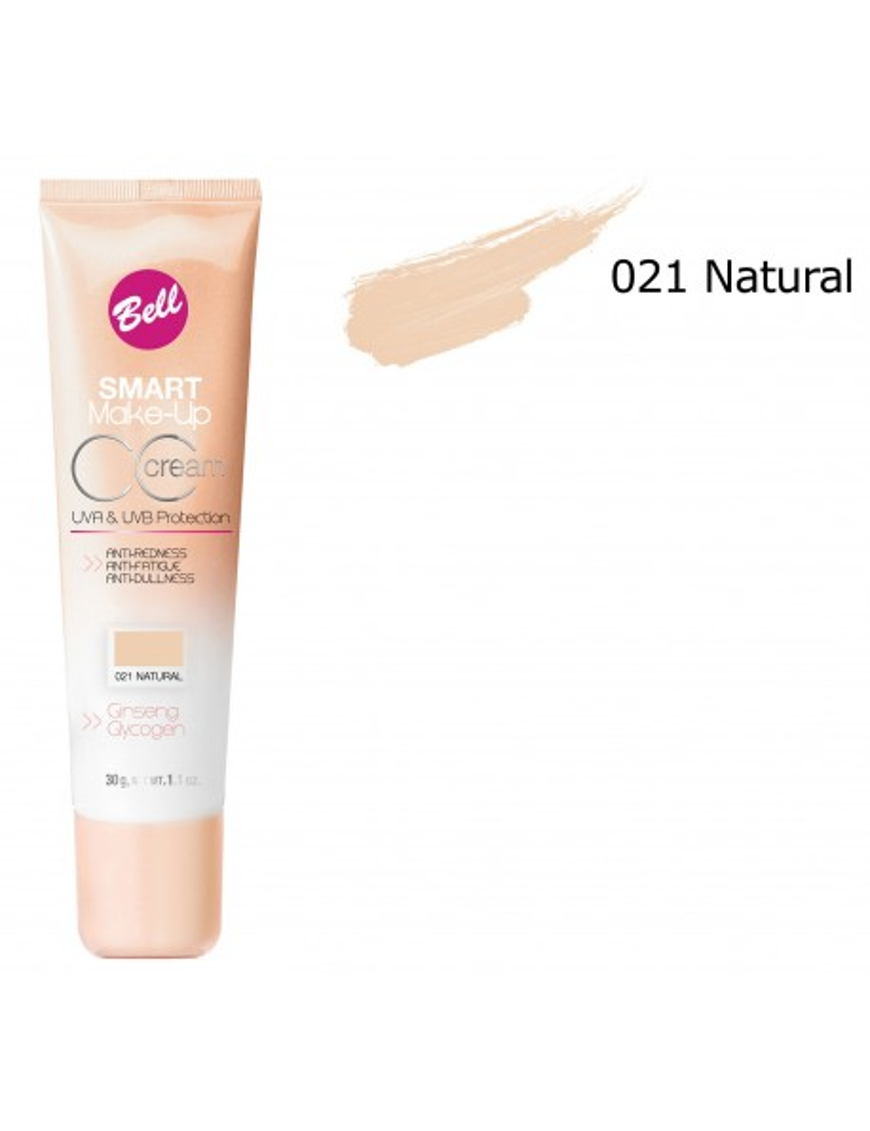 CC crème naturel