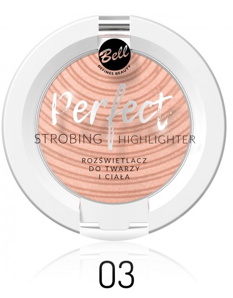 Strobing highlighter beige