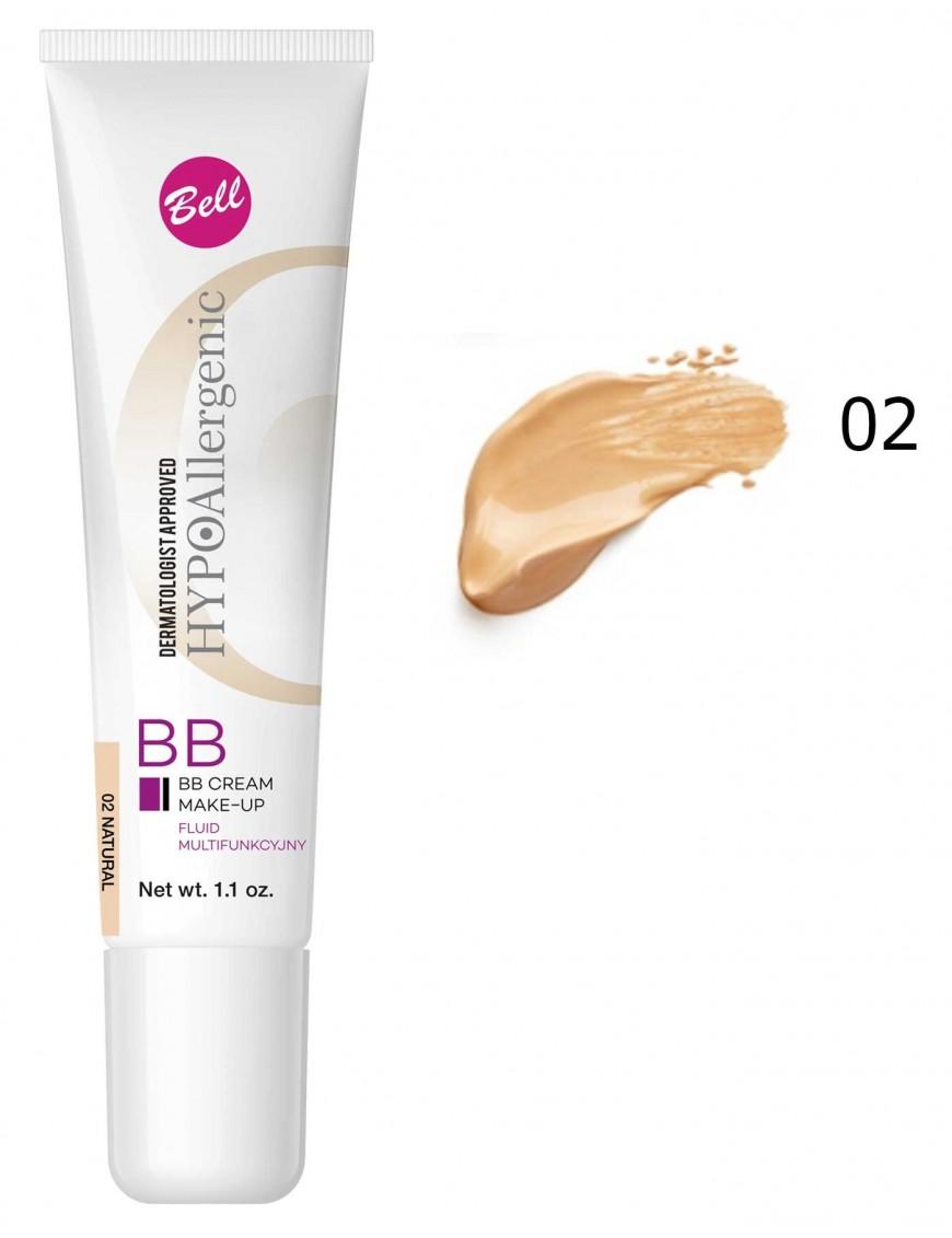 BB Crème hypoallergénique naturel