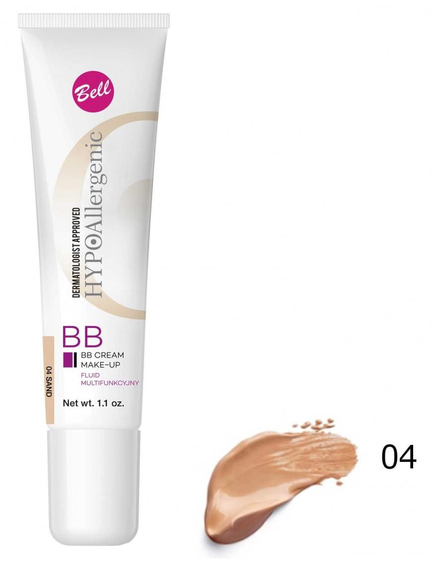 BB Crème hypoallergénique sable
