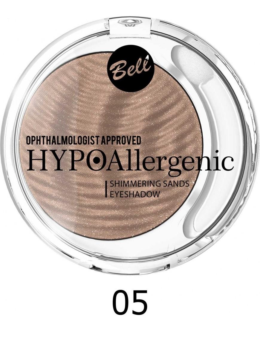 Fard à paupières hypoallergénique bronze