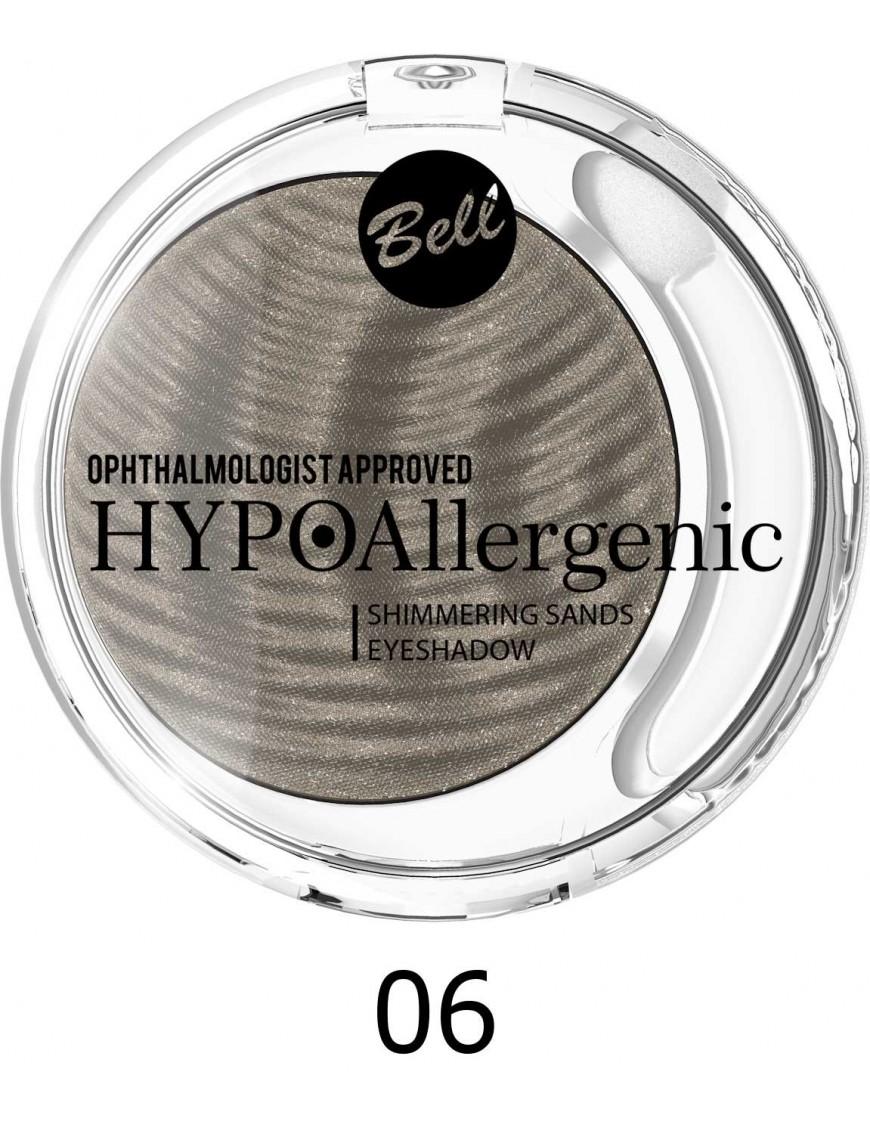 Fard à paupières hypoallergénique taupe