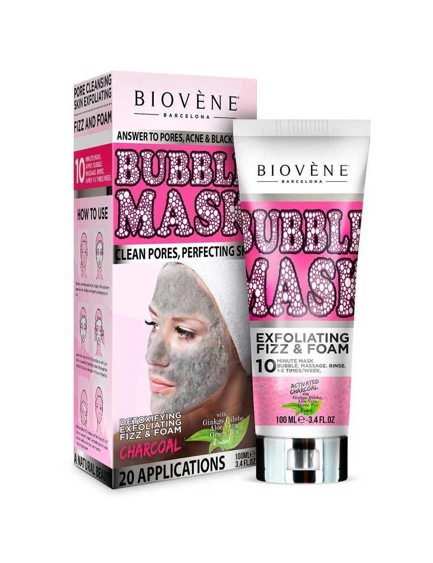 Bubble mask nettoyant au thé vert