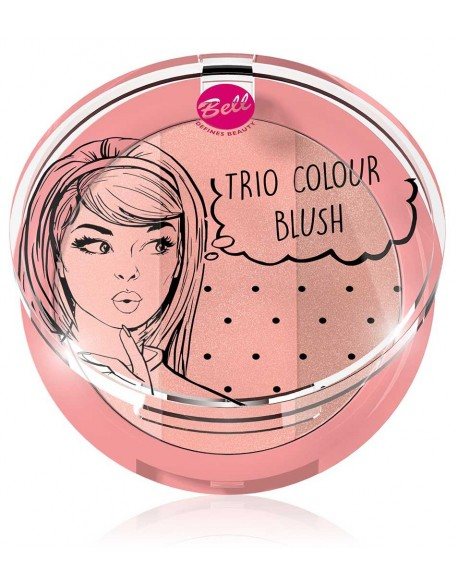 Blush trio de couleurs