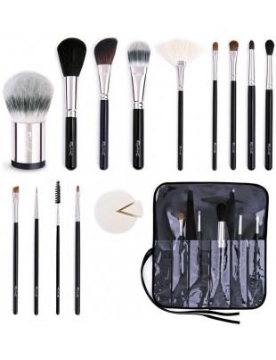 Set complet pinceaux de maquillage