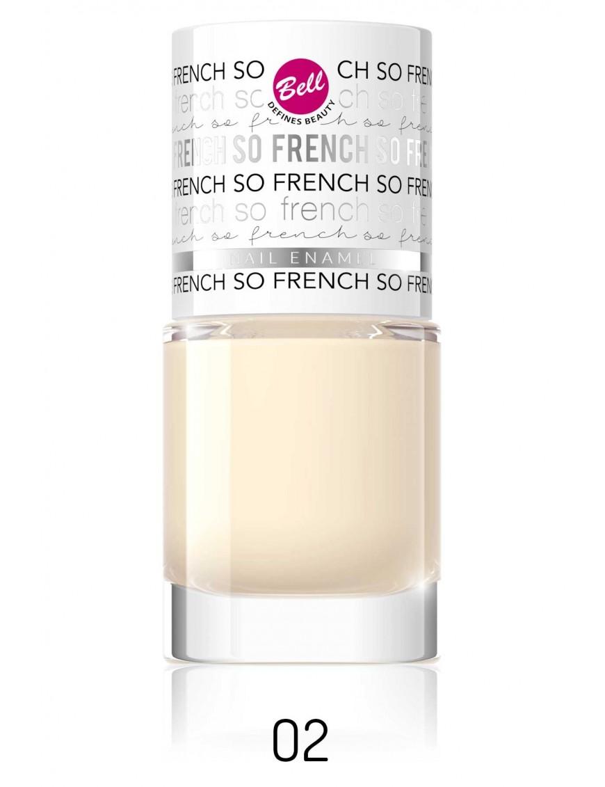 Vernis French manucure crème