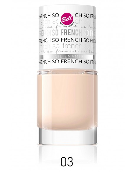 Vernis French manucure Couleur-03 - So french chair beige