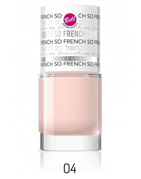 Vernis French manucure Couleur-04 - So french chair rosé