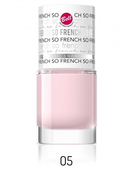 Vernis French manucure Couleur-05 - So french rose