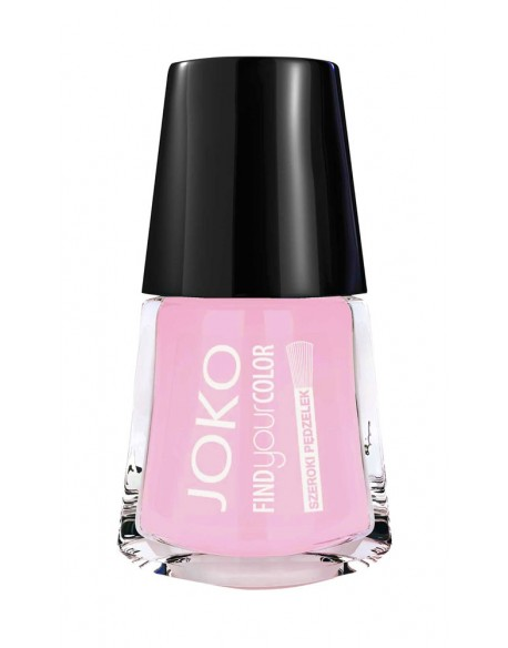 Vernis à ongles brillant bubblegum