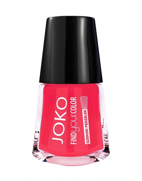 Vernis à ongles brillant coral charm