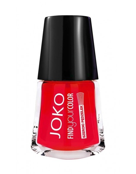 Vernis à ongles brillant red allert