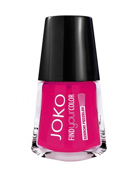 Vernis à ongles brillant what do you pink