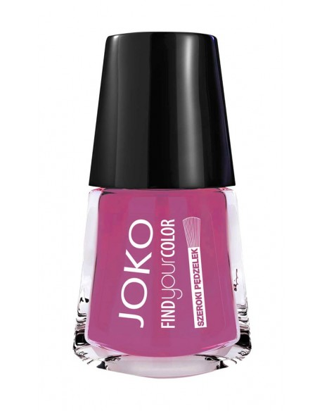 Vernis à ongles brillant born to be fuchsia