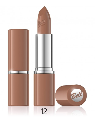 Rouge à lèvres crémeux Couleur-12 - Beige nude