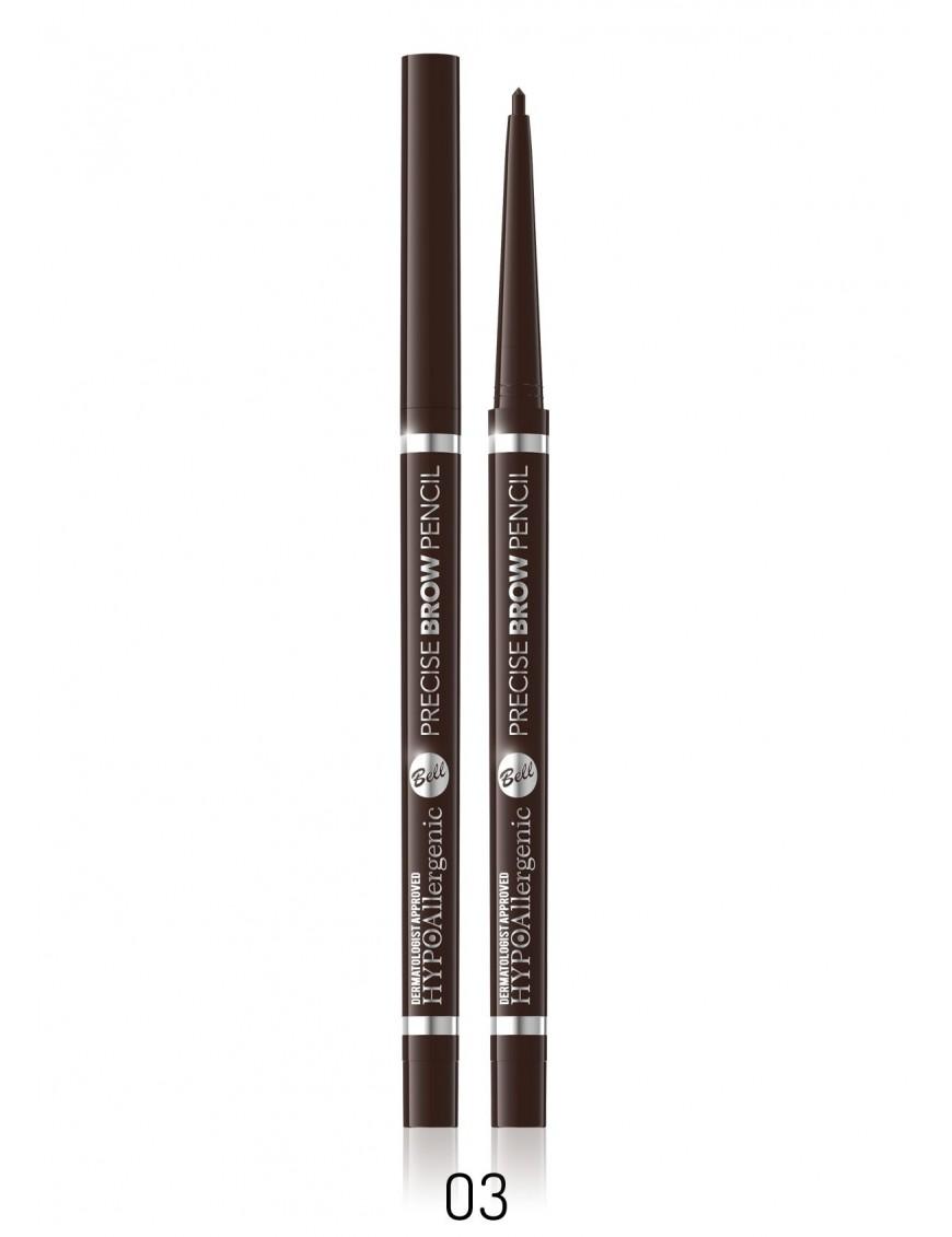 Crayon à sourcils pour brune