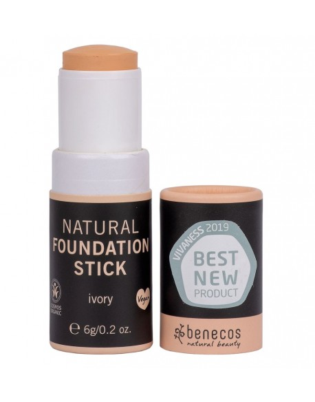 Font de teint naturel en stick