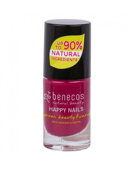 Vernis à ongles naturel et vegan 5 ml