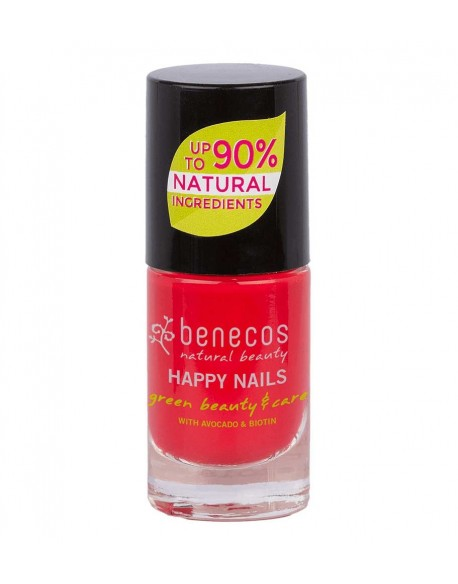 Vernis à ongles vegan hot summer