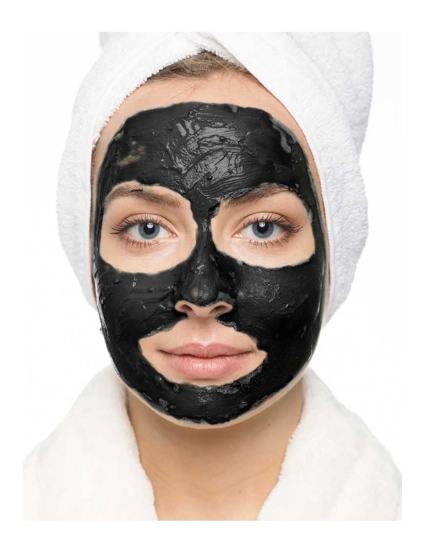 Masque nettoyant au charbon actif Gracja