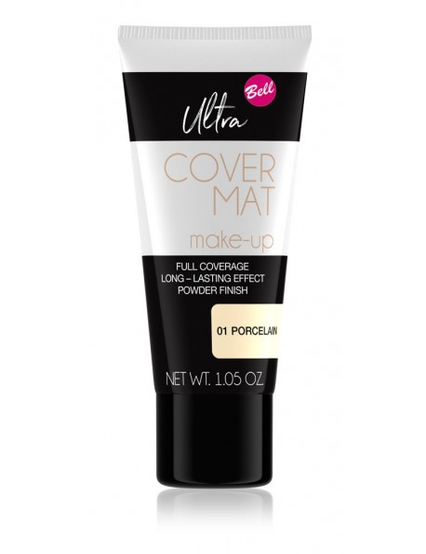 Ultra Cover Mat Make-Up porcelaine